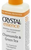 Crystal Essence Deodorant Chamomile & Green Tea Spray 118ml