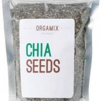Orgamix Natural Chia Seeds G/F 250g