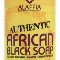 ALAFFIA BLACK SOAP
