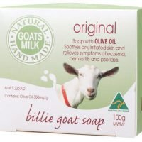 BILLIE GOAT SOAP