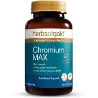 chromium max tablets