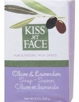 KISS MY FACE Soap Olive / Lav 230g