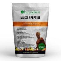 Muscle Collagen Peptide fruit splash 450g