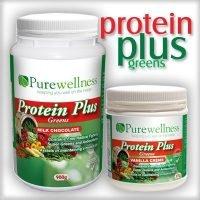 Purewellness Protein Plus Greens 900g