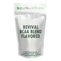 REVIVAL BCAA BLEND FLAVORED 400G