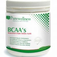 Branched Chain Amino Acids (BCAA) - 100g