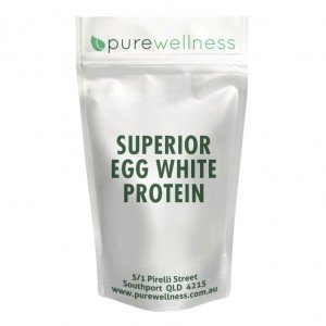 PW Superior Egg White Protein 500g
