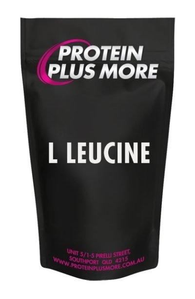 L LEUCINE 250G