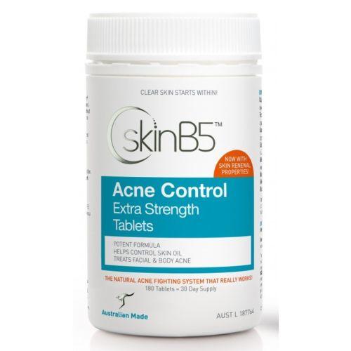 Acne & Blemish Control