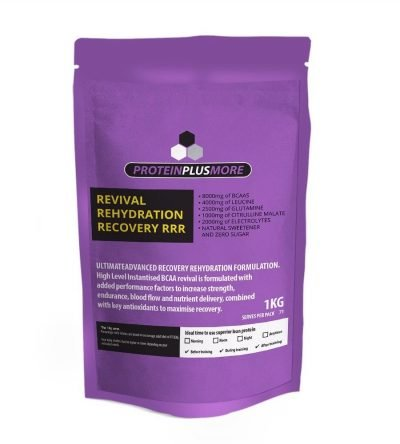 3Kg Of 100% WPC WHEY PROTEIN CONCENTRATE & REVIVAL INTRA WKOUT