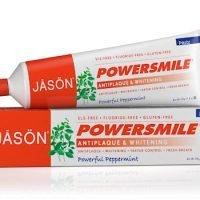 Jason Powersmile Whitening Toothpaste Powerful Peppermint
