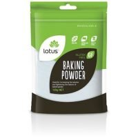Lotus Baking Powder 125gNET
