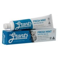 GRANTS FRESH MINT TOOTHPASTE - 110G