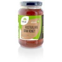 Lotus Organic Raw Australian Honey 500gNET