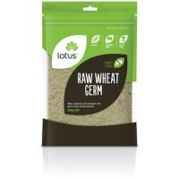 Lotus Raw Wheat Germ   500gNET
