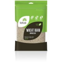 Lotus Unprocessed Wheat Bran 300gNET