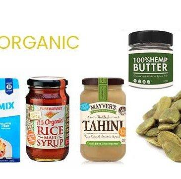 Natural & Organic Health Foods