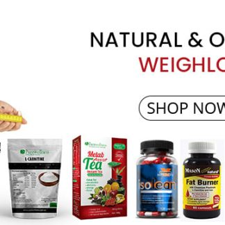 Natural & Organic Weight loss