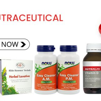 Natural & Herbal Medicines Vitamins & Nutraceuticals