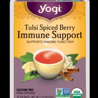 YOGI Tulsi Spiced Berry Immune Support (16 Tea Bags)