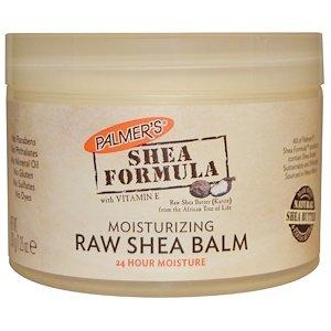 Palmer's, Shea Formula with Vitamin E, Moisturizing Raw Shea Balm, (200 g)