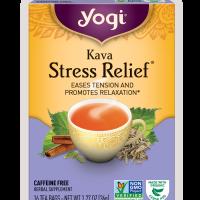 YOGI Kava Stress Relief (16 Tea Bags)