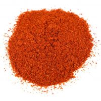 a red spice powder
