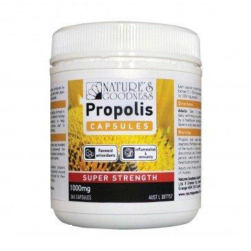 propolis capsules