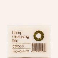Cocoa Hemp Cleansing Bar