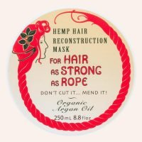 Argan Hair as Strong as Rope Mask