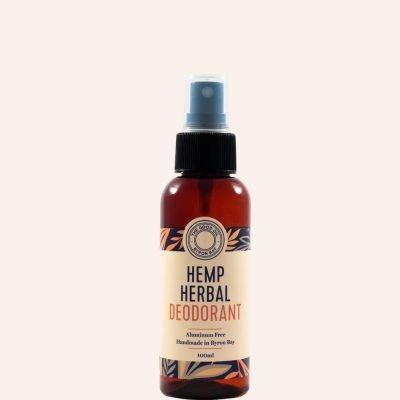 herbal deoderant