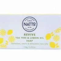 REVIVE TEA TREE & LEMON SOAP