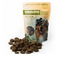 Pumpkin Turmeric and Hemp Dog Treats 250g