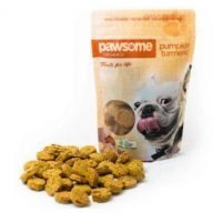 Pumpkin and Turmeric Dog Treats 250g