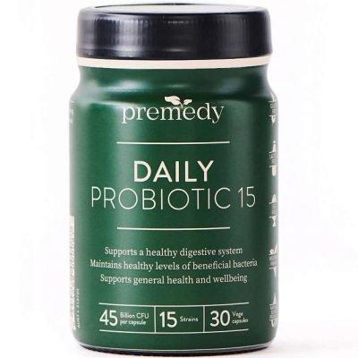 daily probiotic capsules