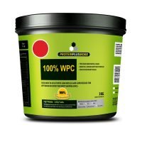 green container of WPC
