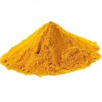 a fine yellow powder